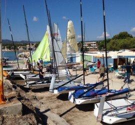 Nouvel événement Sud «La Ciotat Skiff», couru les 04/05 Octobre 2014.