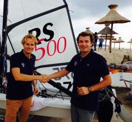 Agrément «Association de Classe RS 500 France»