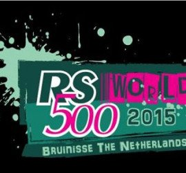 Présentation des équipages participants et choix d'un «hymne», Mondial RS 500 La Buinisse Aquavitesse (NED).