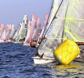 Plus de 60 bateaux à Sanguinet pour la finale du Trophée Breizhskiff 2014…