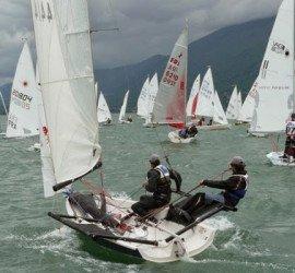 7-8 Mars à Lyon CYVGL Entrainement et Régate IND , Dériveur groupe «Médium» et «Fast» Ligue Rhône-Alpes