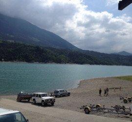 Session navigation libre 17/05 au Lac du Monteynard (38)