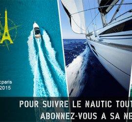 Rendez-vous samedi 05 et 12 Décembre à l'occasion du Nautic de Paris 2016 sur le Stand RS Sailing France