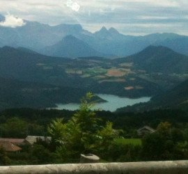 Validation des dates Trophée Breizhskiff en Rhône-Alpes 25-26 Juin 2016 sur le Lac du Monteynard.