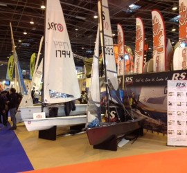 Stand RS France au Nautic de Paris 2015
